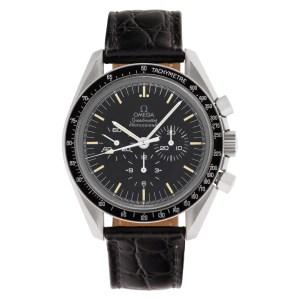 Omega Speedmaster stainless steel 40mm auto watch