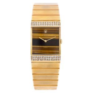 Rolex King Midas 4611 18k 24mm Manual watch