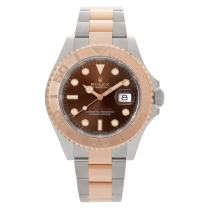 Rolex Yacht-Master 126621 stainless steel & rose gold 40mm auto watch