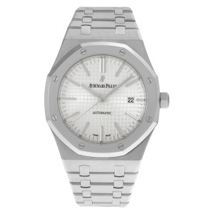 Audemars Piguet Royal Oak 15400ST.OO.1220ST.02 stainless steel 41mm auto watch