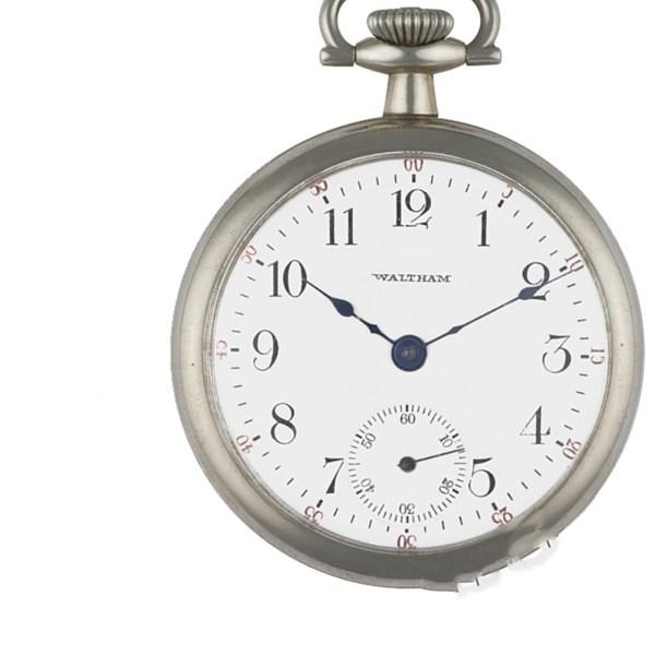 Waltham pocket watch mm  watch