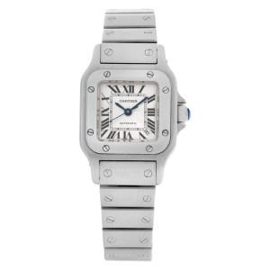 Cartier Santos W20054D6 stainless steel 24mm auto watch
