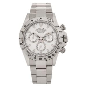 Rolex Daytona 116520 stainless steel 40mm auto watch