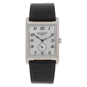 Patek Philippe Gondolo 5109g 18k white gold 30mm Manual watch