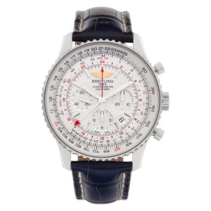 Breitling Navitimer AB044121/G783 Stainless Steel Off White dial 47mm Automatic