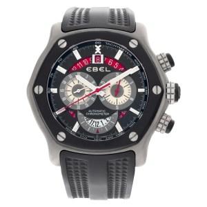 Ebel EB137L83 titanium 49mm auto watch