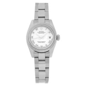 Rolex Datejust 179174 stainless steel 26mm auto watch