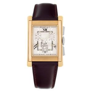 Bedat & Co Chronopocket 778 18k 34mm auto watch