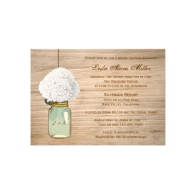 country_rustic_mason_jar_hydrangea_bridal_shower_invitation-161012013672820547