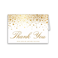 faux_gold_foil_confetti_elegant_thank_you_card-137534408046409169