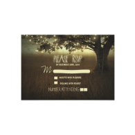 night_lanterns_romantic_wedding_rsvp_card_invitation-161377664240194511