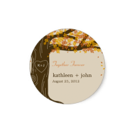 oak_tree_fall_wedding_favor_sticker_sticker-217638000311955760