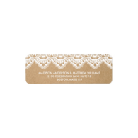 rustic_lace_return_address_labels-106617870506552623
