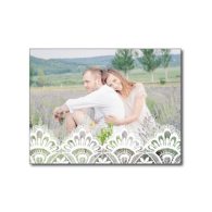 rustic_lace_save_the_date_photo_post_card-239960776414389492