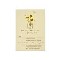 vintage_sunflowers_on_mason_jar_wedding_rsvp_card_invitation-161591297884617142