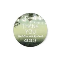 night_lights_thank_you_wedding_stickers-217869121529806736
