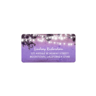 purple_rustic_address_label_with_string_lights-106033883348736295