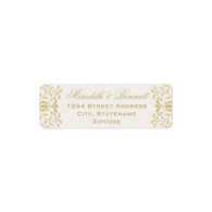 return_address_labels_gold_vintage_glamour-106972109693543681