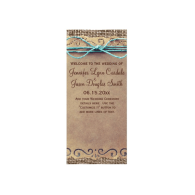 rustic_country_vintage_burlap_wedding_program_rackcard-245696018314319994