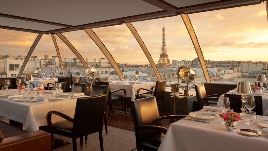Restaurant Luxe Paris