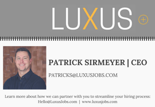 Patrick Sirmeyer