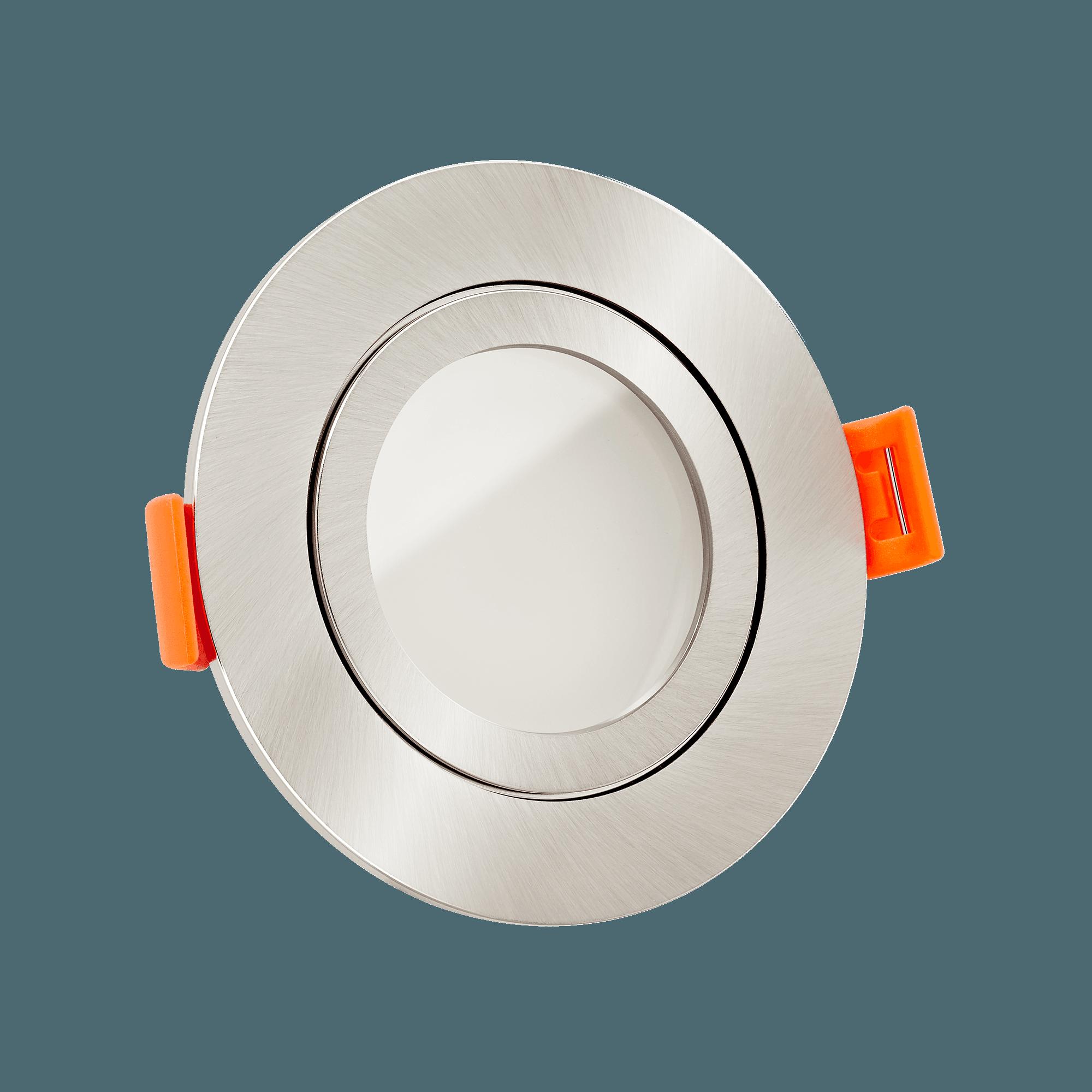 Bad Led Einbaustrahler Dimmbar Ip44 6w Statt 70w 230v 25mm