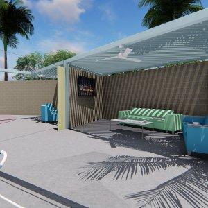 The Ballers Cabana: Utopian Summer