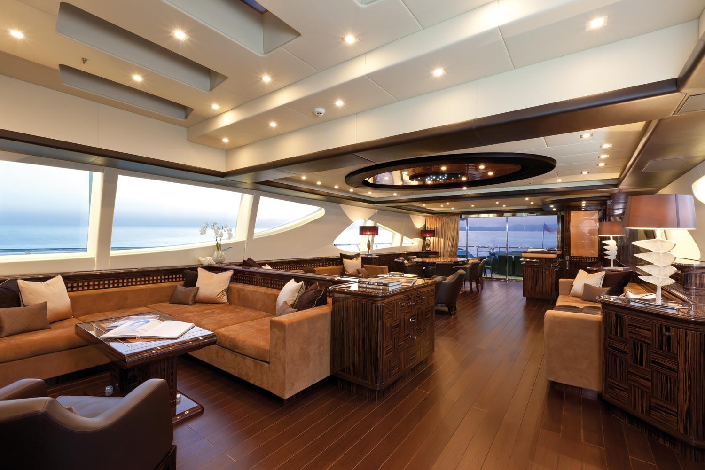 Jacht Motorowy Mangusta 165 Luxxxpl