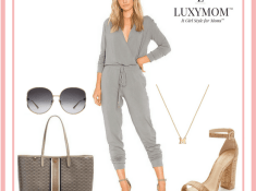 Cute Casual Outfits for Moms - LUXYMOM™ Blog Post
