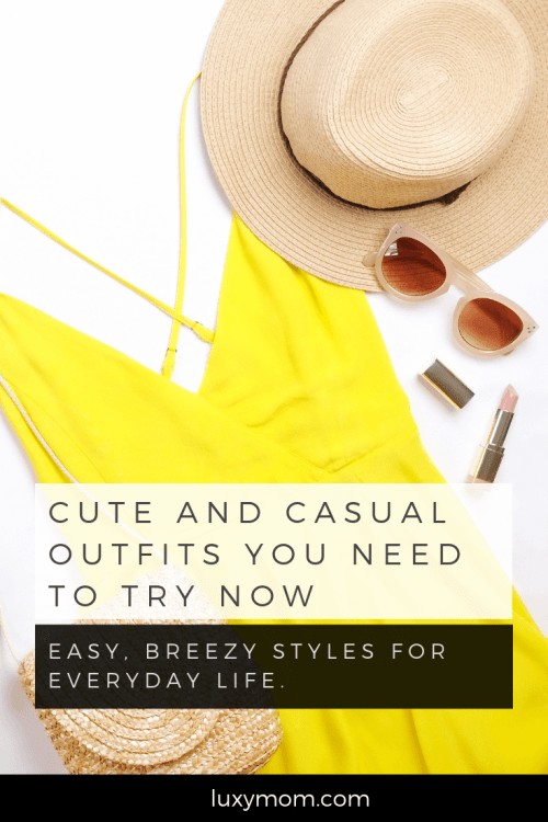 cute casual outfits for moms