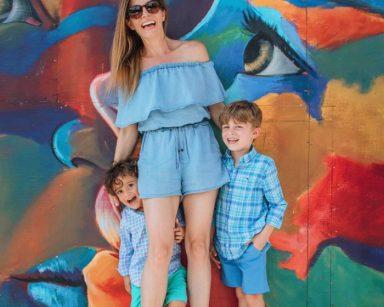 Family Photo Mom and Kids Fashion Advice Photography Tips