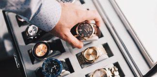 man using best watch box 2020