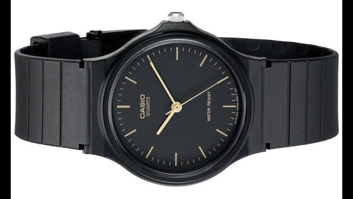 Casio MQ24-1E Resin Watch