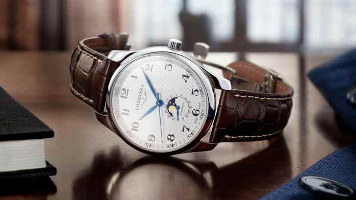 Moonphase watch collection