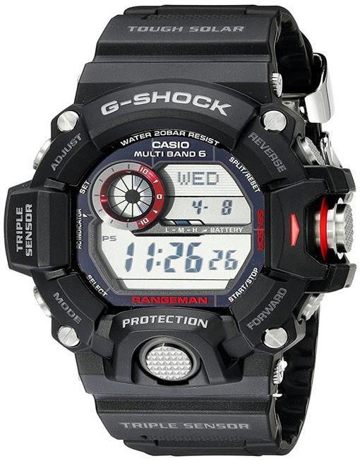 CASIO GW9400 G-SHOCK RANGEMAN
