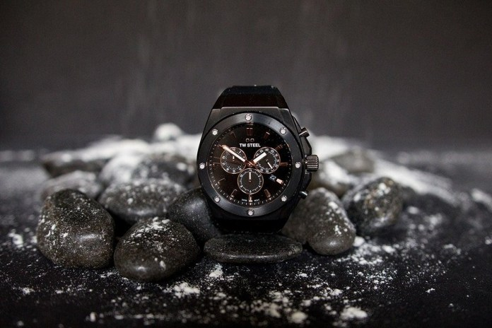 Quality materials of TW Steel watches