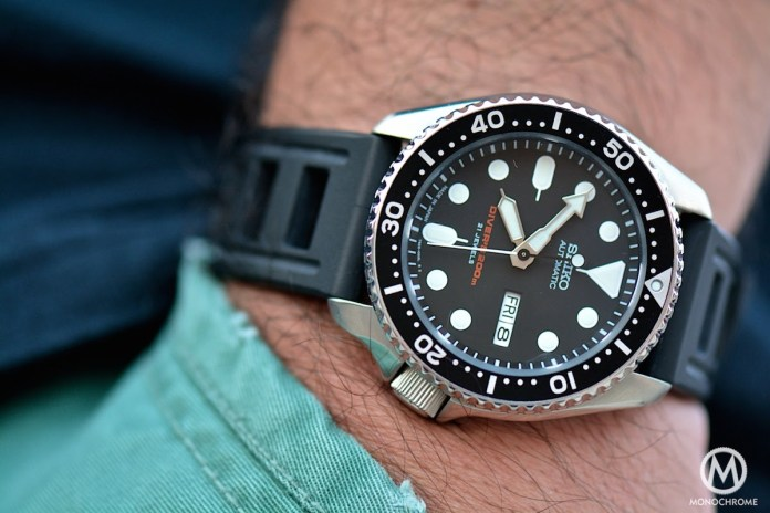SEIKO SKX007 Diving Watch