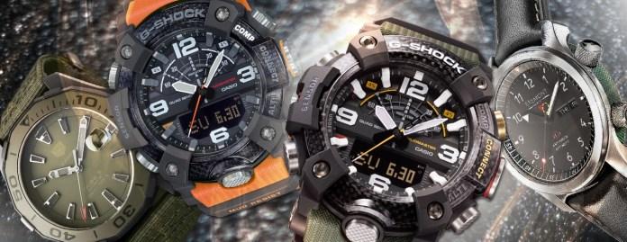 Top 7 Badass Durable Watches