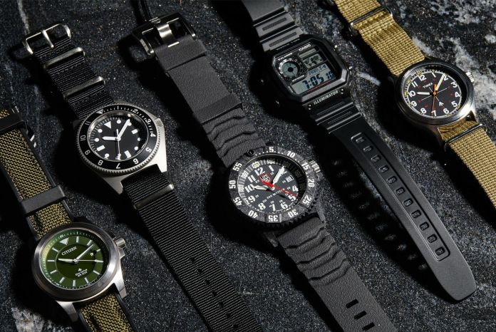 Top Badass Durable Watches