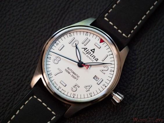 Alpina Startimer Pilot Automatic Watch