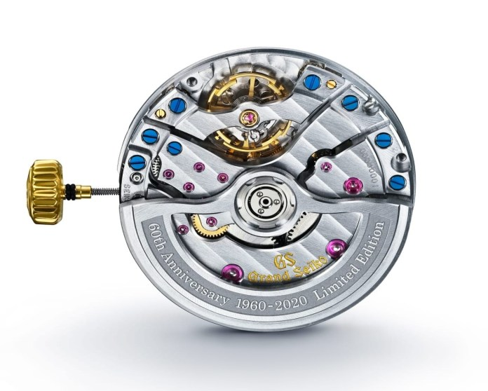 Automatic movement of skeleton automatic watches