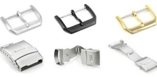 watch bracelet clasp types
