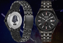 Citizen Darth Vader Ltd Edition Star Wars watches