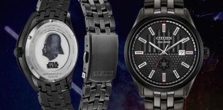 Citizen Darth Vader Ltd Edition Star Wars watches