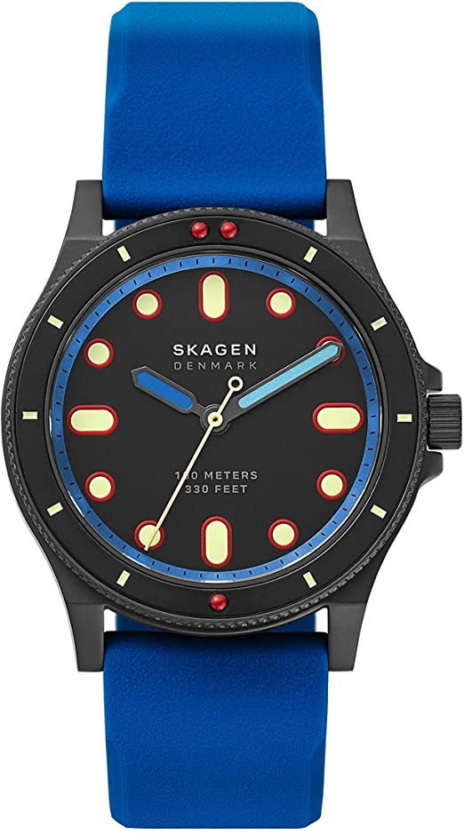 Fisk Skagen Denmark Watch
