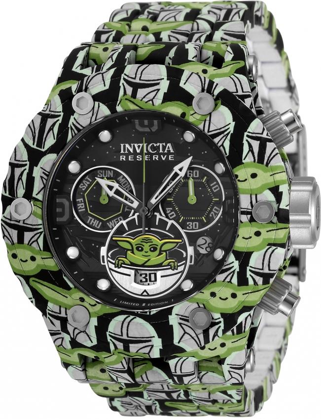 Invicta Reserve The Child Men Star Wars Watches