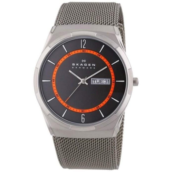 Melbye Skagen Denmark Titanium Watch