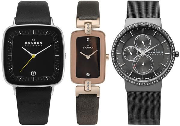 Skagen Denmark watch collections