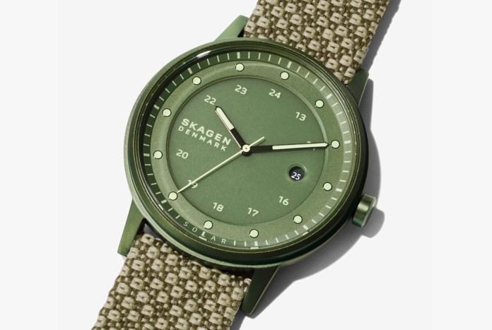 Skagen Henricksen Solar Watch