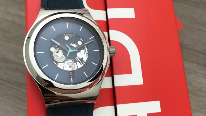 Swatch Blurang Automatic